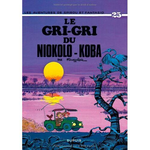 Fournier - Le Gri-Gri Du Niokolo Koba (Tous Publics) - Preis vom 03.05.2021 04:57:00 h