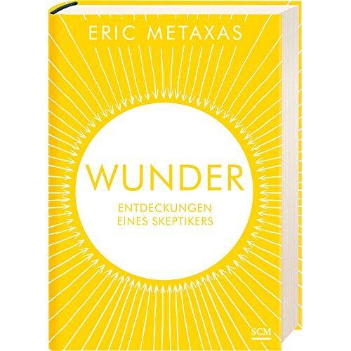Eric Metaxas - Wunder - Preis vom 28.02.2021 06:03:40 h