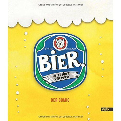 Comicaze e.V. - Bier: Alles über den Durst - Preis vom 16.01.2021 06:04:45 h