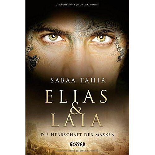 Sabaa Tahir - Elias & Laia - Die Herrschaft der Masken - Preis vom 18.04.2021 04:52:10 h