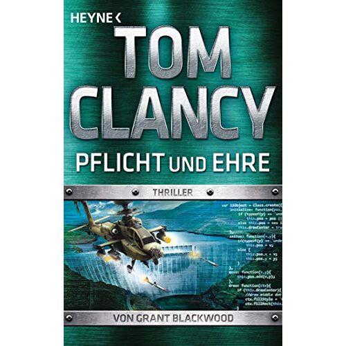Tom Clancy - Pflicht und Ehre: Thriller (JACK RYAN, Band 19) - Preis vom 18.04.2021 04:52:10 h