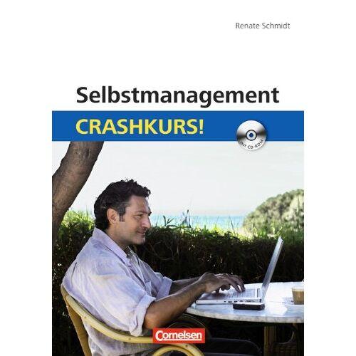 Schmidt, Dr. Renate - Selbstmanagement: Crashkurs!: Mit CD-ROM - Preis vom 23.10.2020 04:53:05 h