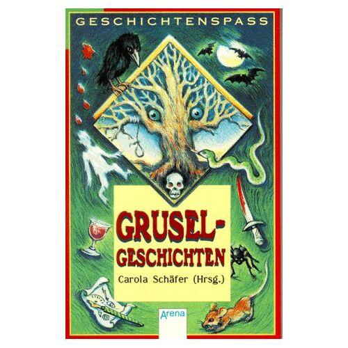 Carola Schäfer - Gruselgeschichten - Preis vom 03.09.2020 04:54:11 h