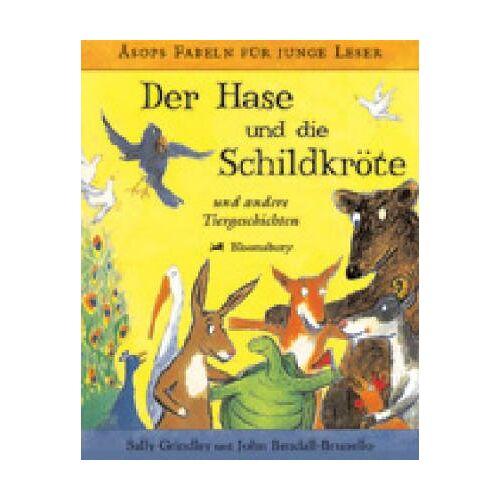 Sally Grindley - Der Hase und die Schildkröte: Und andere Tiergeschichten - Preis vom 18.10.2020 04:52:00 h