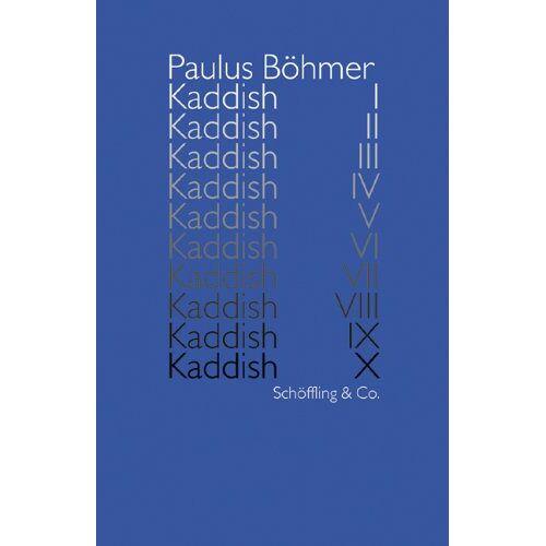 Paulus Böhmer - Kaddish I-X - Preis vom 06.09.2020 04:54:28 h