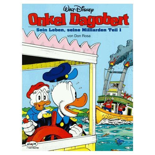 Disney Onkel Dagobert: Onkel Dagobert, Bd.1, Sein Leben, seine Milliarden: TEIL I - Preis vom 07.05.2021 04:52:30 h