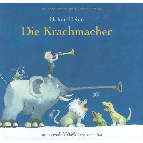 Helme Heine - Die Krachmacher - Preis vom 21.10.2020 04:49:09 h