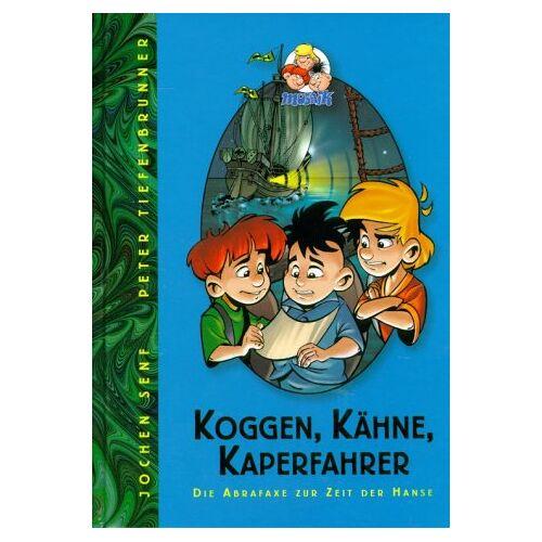Jochen Senf - Koggen, Kähne, Kapernfahrer - Preis vom 19.01.2021 06:03:31 h