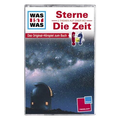 Was Ist Was - WAS IST WAS, Folge 29: Die Sterne/ Die Zeit [Musikkassette] [Musikkassette] - Preis vom 31.10.2020 05:52:16 h