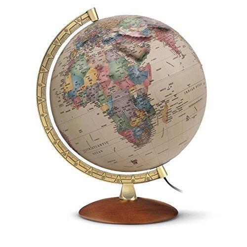 - AR 3010: 3-D-Globus im Antikstil (Alter Globus) - Preis vom 20.10.2019 05:05:16 h