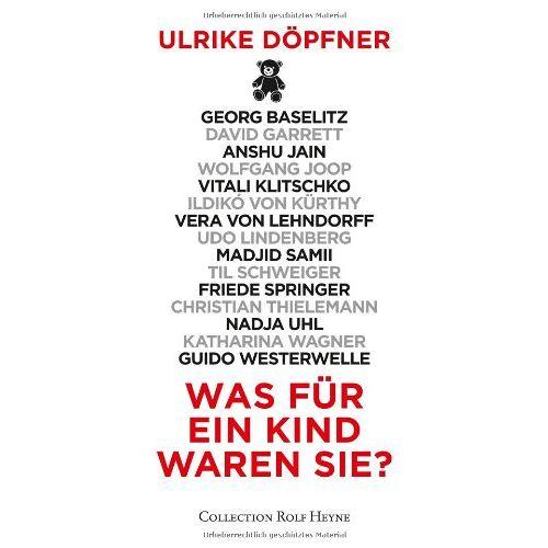 Ulrike Döpfner - Was für ein Kind waren Sie? - Preis vom 28.02.2021 06:03:40 h