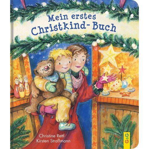 Christine Rettl - Mein erstes Christkind-Buch - Preis vom 20.10.2020 04:55:35 h