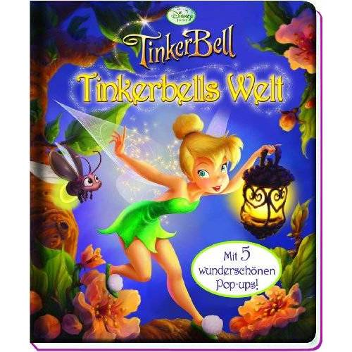 Disney TinkerBell, Tinkerbells Welt - Preis vom 27.02.2021 06:04:24 h