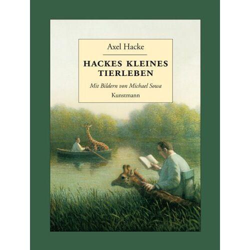 Axel Hacke - Hackes kleines Tierleben - Preis vom 16.04.2021 04:54:32 h