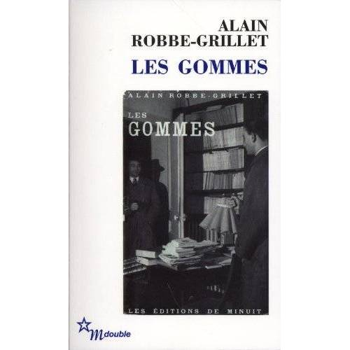 Alain Robbe-Grillet - Les Gommes - Preis vom 17.04.2021 04:51:59 h