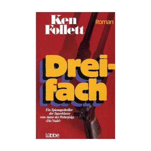 Ken Follett - Dreifach: Spionagethriller - Preis vom 12.04.2021 04:50:28 h