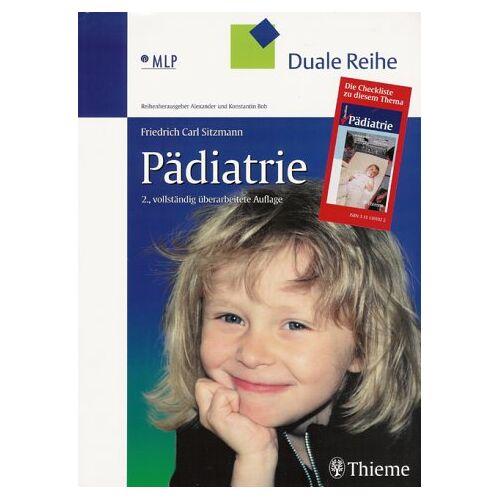 Sitzmann, Friedrich C. - Pädiatrie - Preis vom 14.05.2021 04:51:20 h