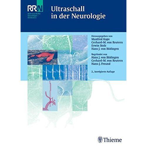 Manfred Kaps - Ultraschall in der Neurologie (Reihe, NEUROLOGIE REF.-R.) - Preis vom 11.05.2021 04:49:30 h