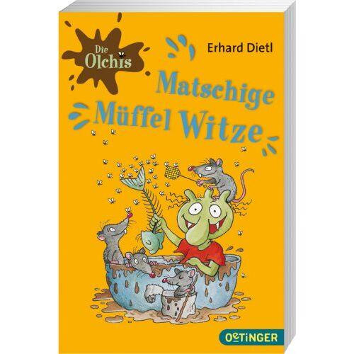 Erhard Dietl - Matschige Müffelwitze - Preis vom 18.04.2021 04:52:10 h