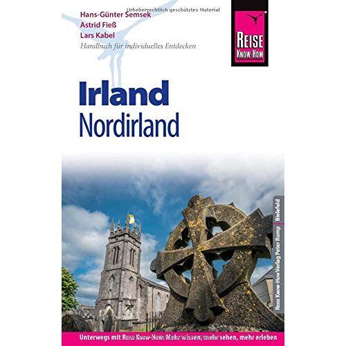 Lars Kabel - Reise Know-How Reiseführer Irland (mit Nordirland) - Preis vom 03.05.2021 04:57:00 h