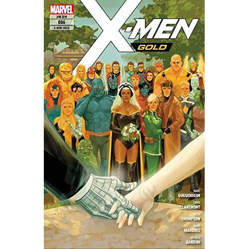 Marc X-Men: Gold: Bd. 6: Hochzeit mit Hindernissen - Preis vom 11.11.2019 06:01:23 h