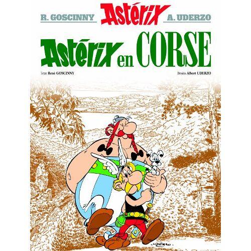 René Goscinny - Astérix, tome 20 : Astérix en Corse (Une Aventvre D'asterix) - Preis vom 07.03.2021 06:00:26 h