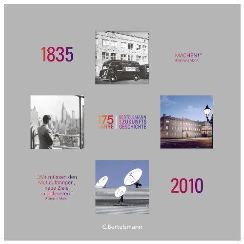 Bertelsmann AG - 175 Jahre Bertelsmann - Eine Zukunftsgeschichte - Preis vom 24.01.2021 06:07:55 h
