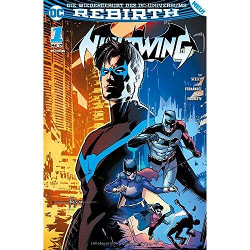 Tim Seeley - Nightwing: Bd. 1 (2. Serie) - Preis vom 18.04.2021 04:52:10 h