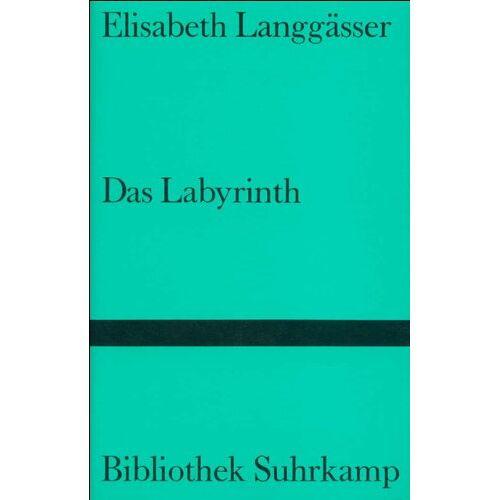 Elisabeth Langgässer - Das Labyrinth - Preis vom 21.10.2020 04:49:09 h