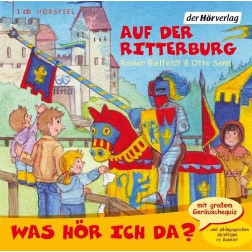 Rainer Bielfeldt - Was hör ich da? Auf der Ritterburg - Preis vom 03.05.2021 04:57:00 h