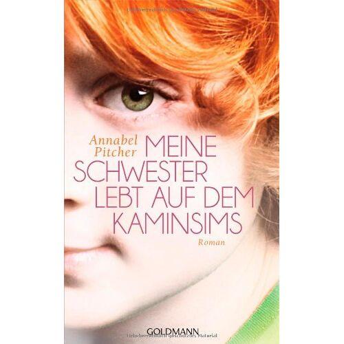 Annabel Pitcher - Meine Schwester lebt auf dem Kaminsims: Roman - Preis vom 06.09.2020 04:54:28 h