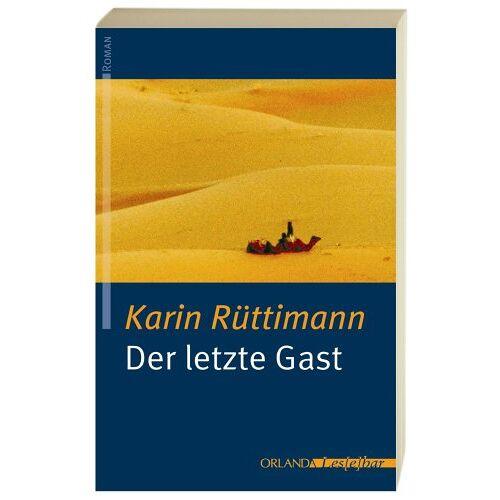 Karin Rüttimann - Der letzte Gast - Preis vom 20.10.2020 04:55:35 h