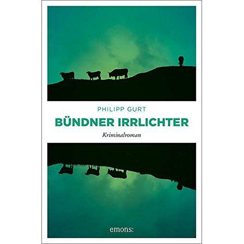 Philipp Gurt - Bündner Irrlichter: Kriminalroman (Bündner Krimi) - Preis vom 20.10.2020 04:55:35 h