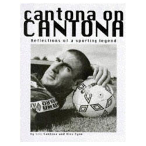 Eric Cantona - Cantona on Cantona - Preis vom 22.01.2021 05:57:24 h