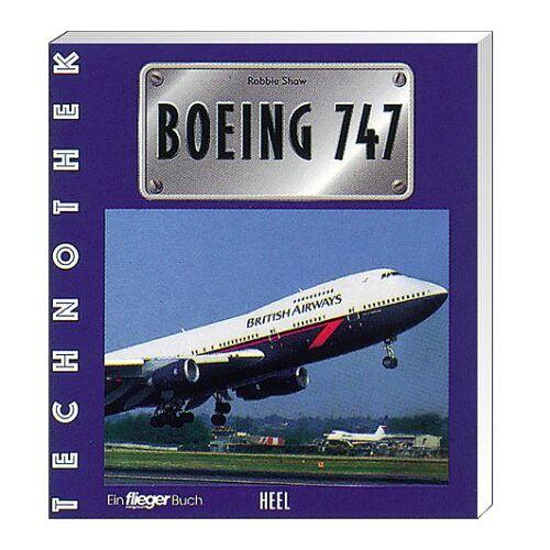 Robbie Shaw - Boeing 747 - Preis vom 20.10.2020 04:55:35 h