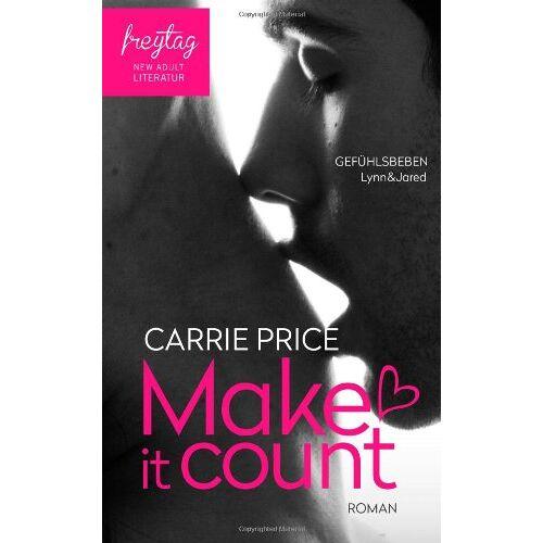 Carrie Price - Make it count - Gefühlsbeben - Preis vom 20.10.2020 04:55:35 h