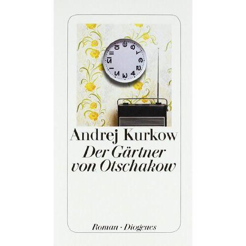Andrej Kurkow - Der Gärtner von Otschakow - Preis vom 05.09.2020 04:49:05 h