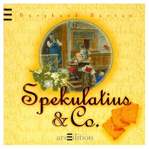 Burghard Bartos - Spekulatius und Co - Preis vom 23.02.2021 06:05:19 h