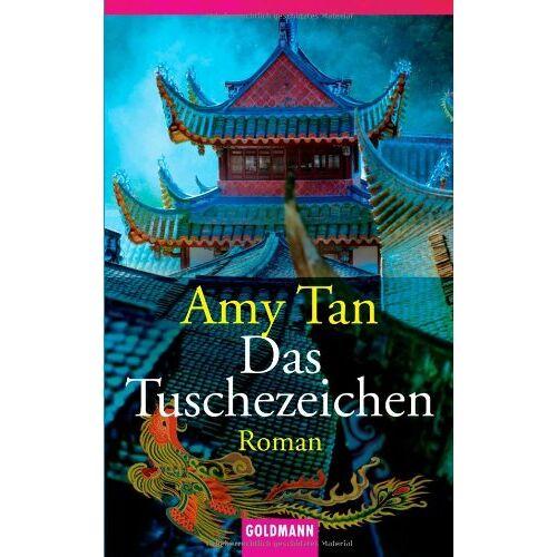 Amy Tan - Das Tuschezeichen: Roman - Preis vom 09.04.2021 04:50:04 h