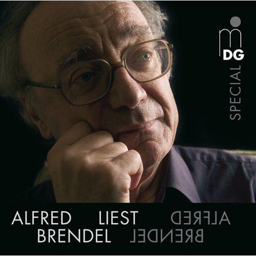 Alfred Brendel - Alfred Brendel liest - Preis vom 15.05.2021 04:43:31 h