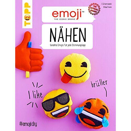 Eva Scharnowski - Emoji Nähen: Genähte Emojis für jede Stimmungslage - Preis vom 16.04.2021 04:54:32 h