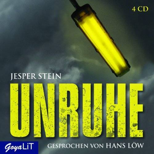 Jesper Stein - Unruhe - Preis vom 08.05.2021 04:52:27 h