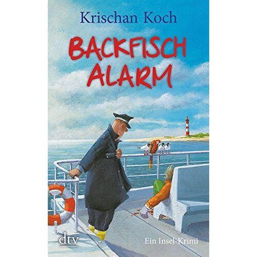 Krischan Koch - Backfischalarm: Ein Inselkrimi - Preis vom 11.04.2021 04:47:53 h