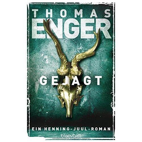 Thomas Enger - Gejagt: Ein Henning-Juul-Roman (Henning-Juul-Romane, Band 4) - Preis vom 05.09.2020 04:49:05 h