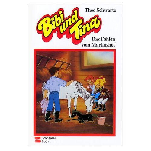 Theo Schwartz - Bibi und Tina, Bd.1, Das Fohlen vom Martinshof - Preis vom 28.02.2021 06:03:40 h