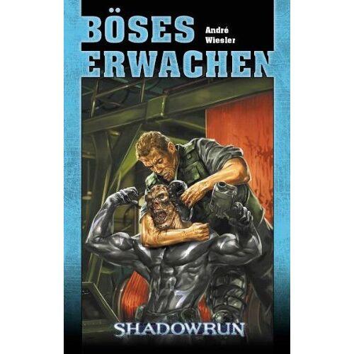 André Wiesler - Shadowrun. Böses Erwachen. Shadowrun Roman - Preis vom 10.05.2021 04:48:42 h