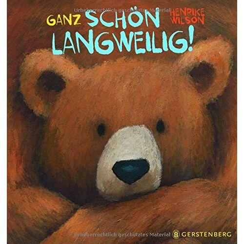 Henrike Wilson - Ganz schön langweilig - Preis vom 05.09.2020 04:49:05 h