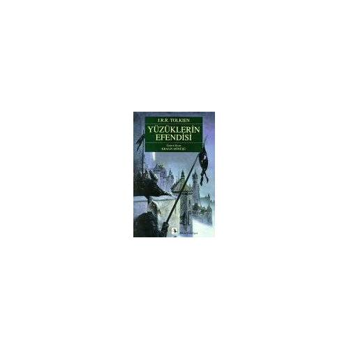 Tolkien, John Ronald Reuel - Yüzüklerin Efendisi 3 - Kralin Dönüsü: Ücüncü Kisim Kralin Dönüsü - Preis vom 12.04.2021 04:50:28 h