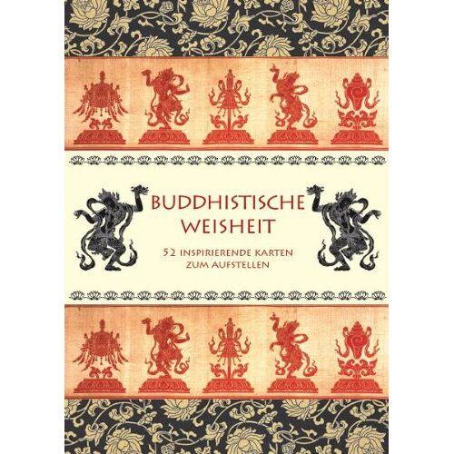 - Buddhistische Weisheit: 52 inspirierende Karten zum Aufstellen - Preis vom 08.12.2019 05:57:03 h