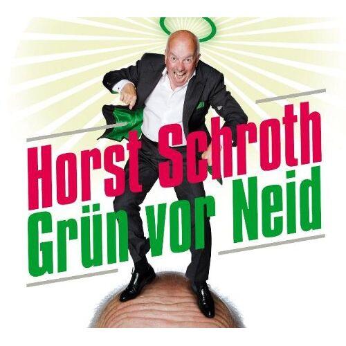 Horst Schroth - Grün vor Neid: WortArt - Preis vom 24.02.2021 06:00:20 h